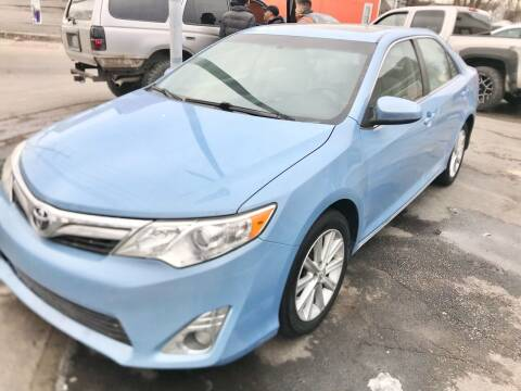 2012 Toyota Camry for sale at Tiger Auto Sales in Columbus OH
