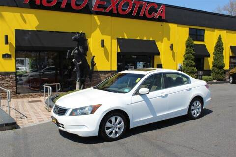 2010 Honda Accord for sale at Auto Exotica in Red Bank NJ