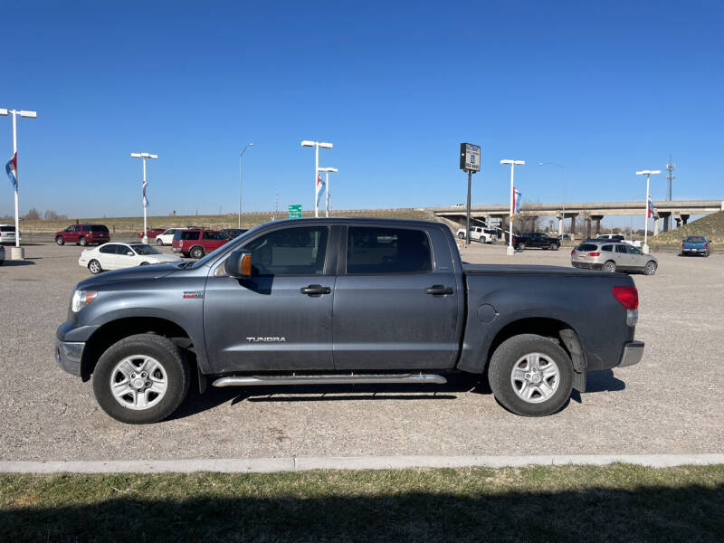 2008 Toyota Tundra for sale at GILES & JOHNSON AUTOMART in Idaho Falls ID