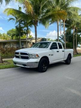 2017 RAM Ram Pickup 1500 for sale at Venmotors Hollywood in Hollywood FL