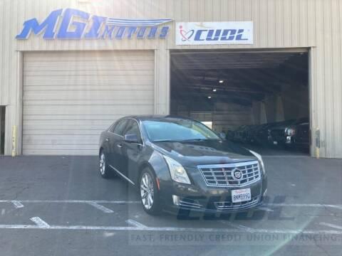 2013 Cadillac XTS for sale at MGI Motors in Sacramento CA
