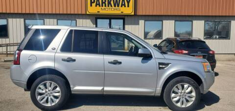 2011 Land Rover LR2 for sale at Parkway Motors in Springfield IL