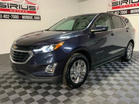 2019 Chevrolet Equinox for sale at SIRIUS MOTORS INC in Monroe OH