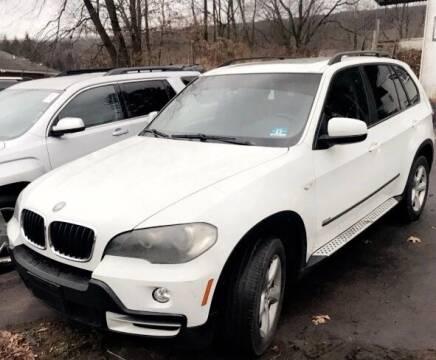 2008 BMW X5 for sale at Alpha Motors in Scranton PA