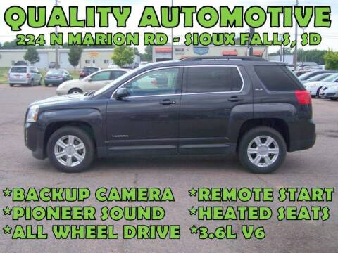 2015 GMC Terrain for sale at Quality Automotive in Sioux Falls SD