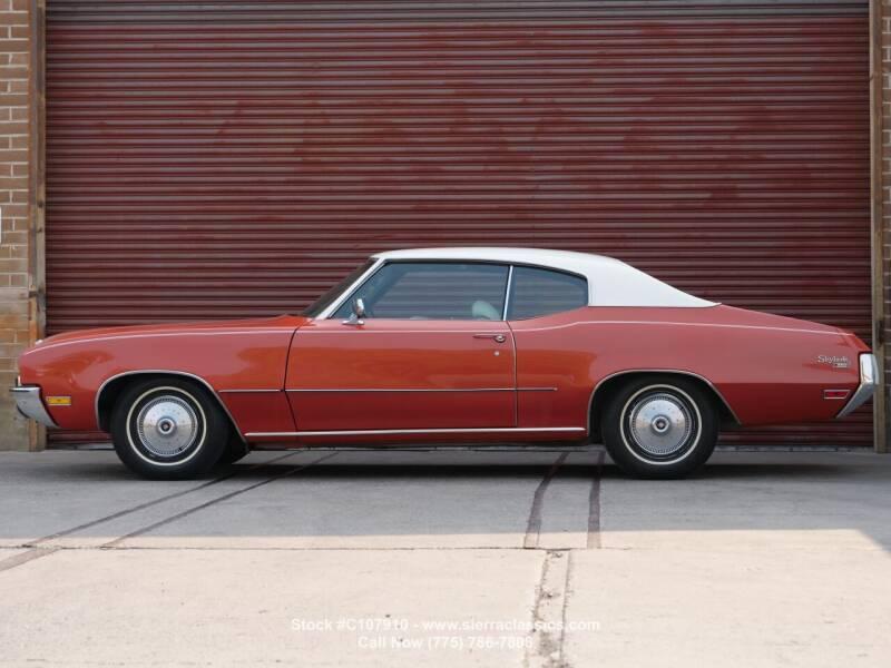 1972 Buick Skylark for sale in Reno, NV