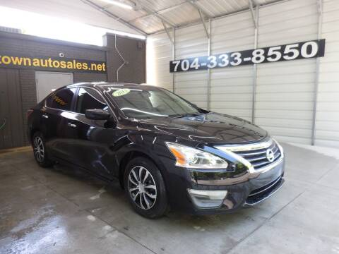 2013 Nissan Altima for sale at Uptown Auto Sales in Charlotte NC