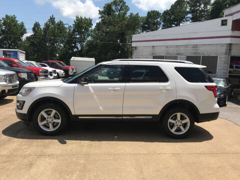 2016 Ford Explorer for sale at Northwood Auto Sales in Northport AL