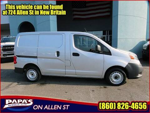 2016 Nissan NV200 for sale at Papas Chrysler Dodge Jeep Ram in New Britain CT