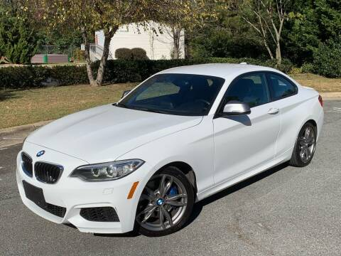 2015 BMW 2 Series for sale at Triangle Motors Inc in Raleigh NC