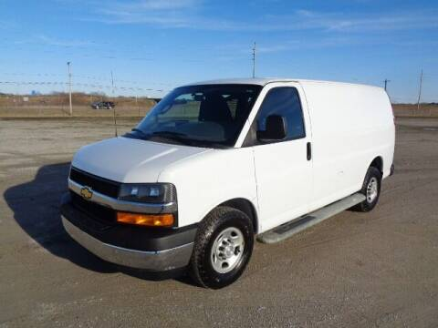 2018 Chevrolet Express Cargo for sale at SLD Enterprises LLC in Sauget IL
