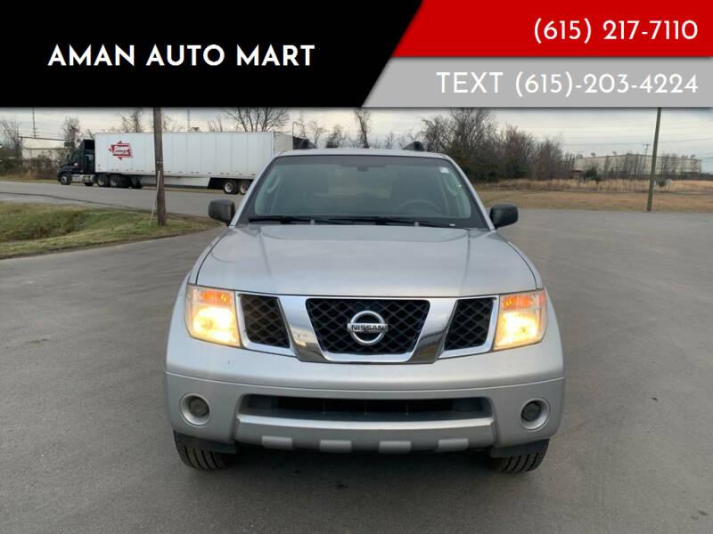 2006 Nissan Pathfinder for sale at Aman Auto Mart in Murfreesboro TN