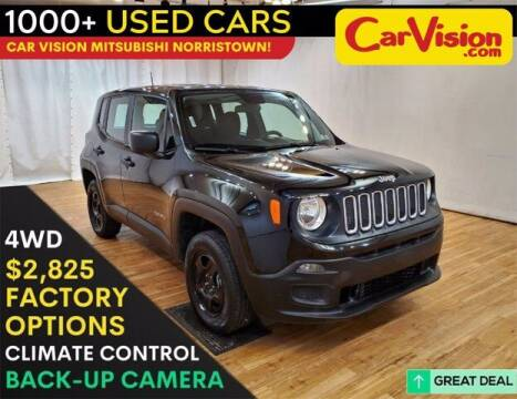 2018 Jeep Renegade for sale at Car Vision Buying Center in Norristown PA
