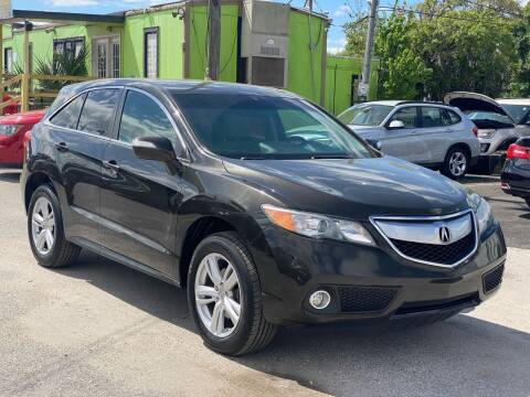 2015 Acura RDX for sale at Marvin Motors in Kissimmee FL