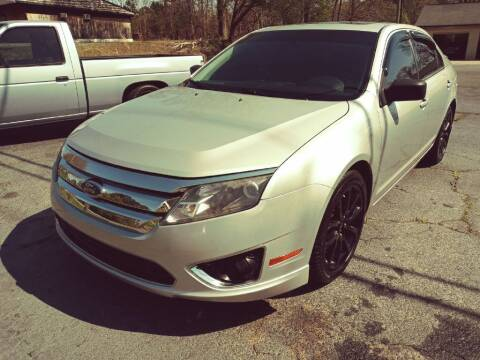 2010 Ford Fusion for sale at IDEAL IMPORTS WEST in Rock Hill SC