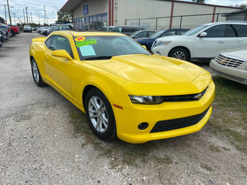 2014 Chevrolet Camaro for sale at Lee Auto Group Tampa in Tampa FL