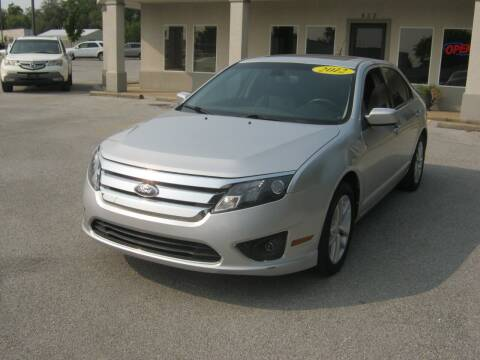 2012 Ford Fusion for sale at Premier Motor Co in Springdale AR