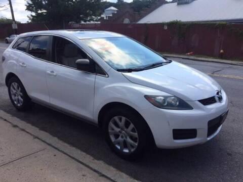2007 Mazda CX-7 for sale at White River Auto Sales in New Rochelle NY