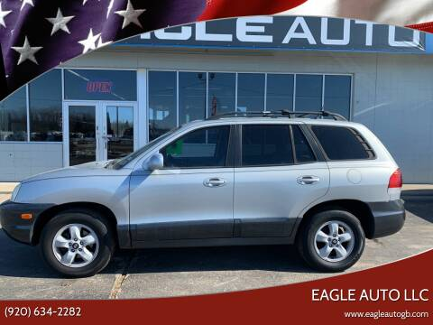 2006 Hyundai Santa Fe for sale at Eagle Auto LLC in Green Bay WI