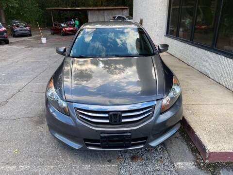 2011 Honda Accord for sale at J Franklin Auto Sales in Macon GA