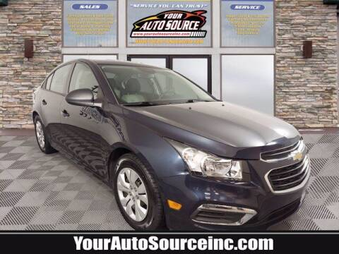 2016 Chevrolet Cruze Limited for sale at Your Auto Source in York PA