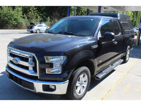 2015 Ford F-150 for sale at Inline Auto Sales in Fuquay Varina NC
