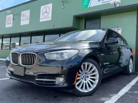2010 BMW 5 Series for sale at KARZILLA MOTORS in Oakland Park FL