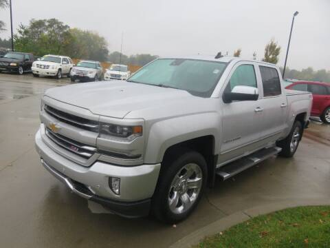 2016 Chevrolet Silverado 1500 for sale at Azteca Auto Sales LLC in Des Moines IA