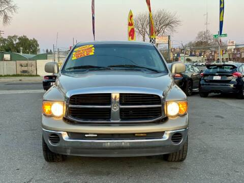 2003 Dodge Ram Pickup 1500 for sale at Stark Auto Sales in Modesto CA