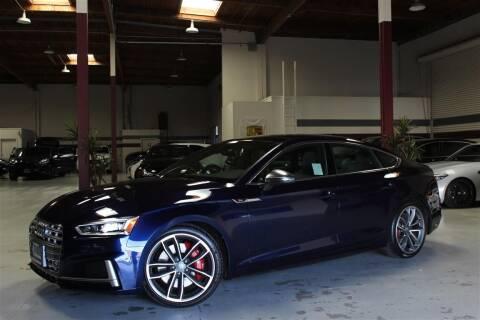 2018 Audi S5 Sportback for sale at SELECT MOTORS in San Mateo CA
