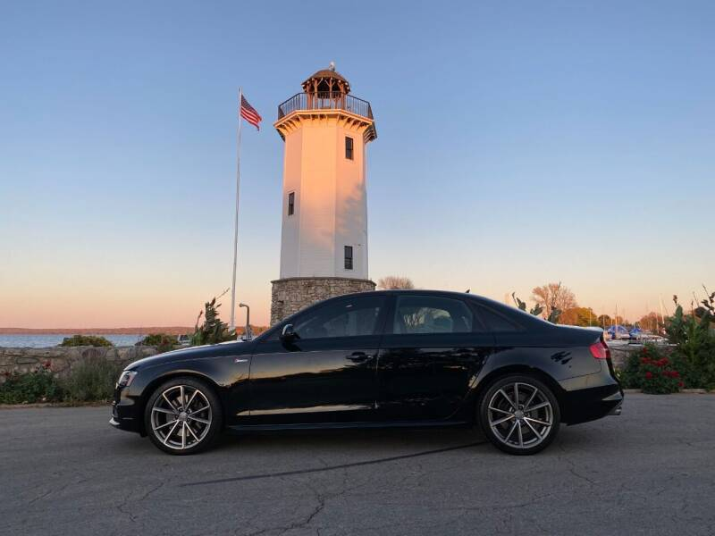 2015 Audi S4 for sale at Firl Auto Sales in Fond Du Lac WI