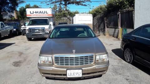 1999 Cadillac DeVille for sale at Goleta Motors in Goleta CA