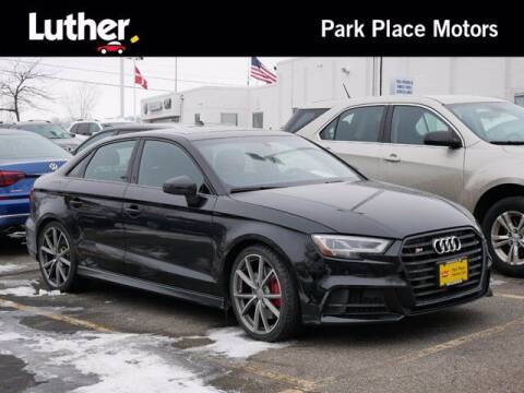 2017 Audi S3 for sale at Park Place Motor Cars in Rochester MN