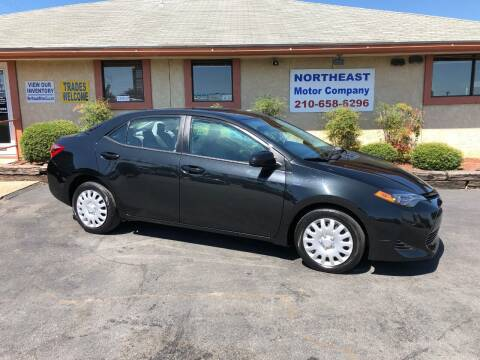 2019 Toyota Corolla for sale at Northeast Motor Company in Universal City TX