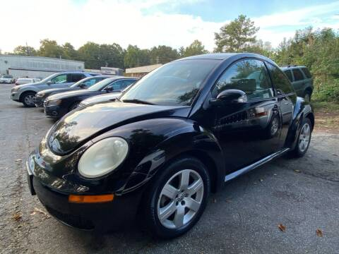 2007 Volkswagen New Beetle for sale at Car Online in Roswell GA