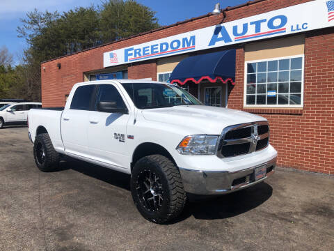 2019 RAM Ram Pickup 1500 Classic for sale at FREEDOM AUTO LLC in Wilkesboro NC