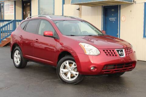 2009 Nissan Rogue for sale at Dynamics Auto Sale in Highland IN