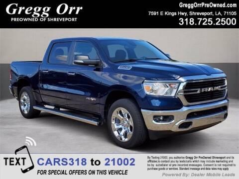 2019 RAM Ram Pickup 1500 for sale at Gregg Orr Pre-Owned Shreveport in Shreveport LA
