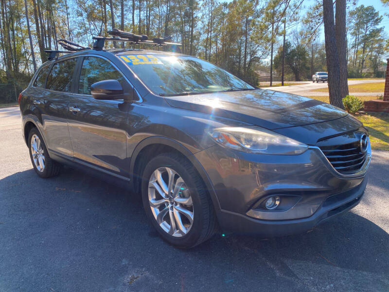 2013 Mazda CX-9 for sale at B & M Car Co in Conroe TX