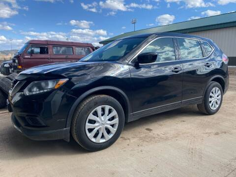 2016 Nissan Rogue for sale at FAST LANE AUTOS in Spearfish SD