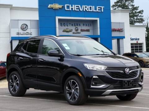 2021 Buick Encore GX for sale at PHIL SMITH AUTOMOTIVE GROUP - SOUTHERN PINES GM in Southern Pines NC