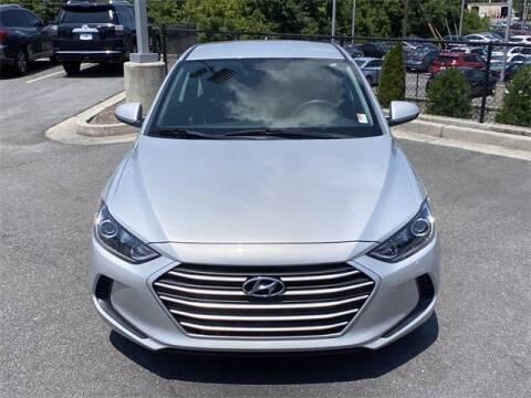 2018 Hyundai Elantra for sale at CU Carfinders in Norcross GA