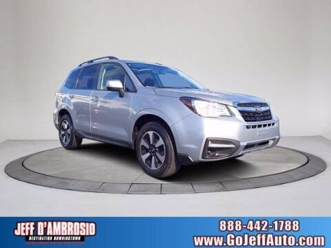 2018 Subaru Forester for sale at Jeff D'Ambrosio Auto Group in Downingtown PA