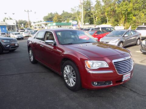 2011 Chrysler 300 for sale at Comet Auto Sales in Manchester NH