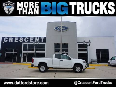 2019 Chevrolet Colorado for sale at Crescent Ford in Harahan LA