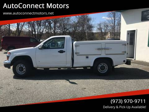 2008 Chevrolet Colorado for sale at AutoConnect Motors in Kenvil NJ