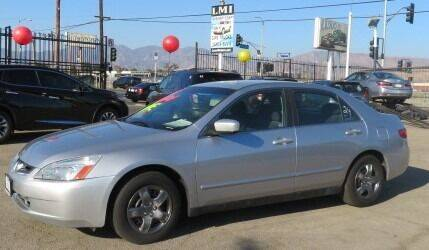2005 Honda Accord for sale at Luxor Motors Inc in Pacoima CA