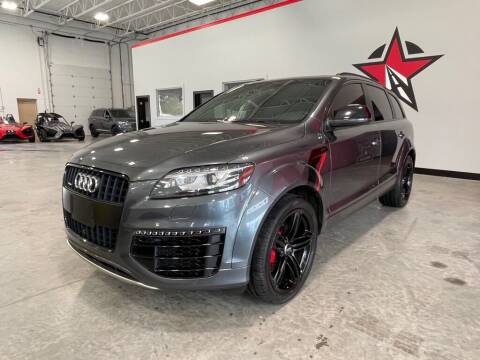 2015 Audi Q7 for sale at CarNova - Shelby Township in Shelby Township MI