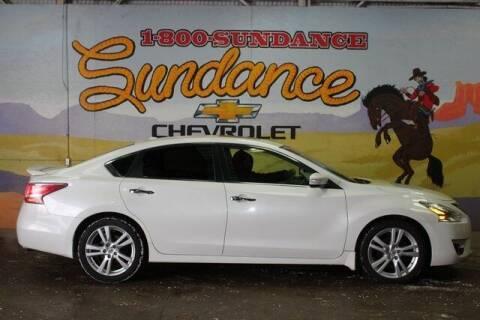 2014 Nissan Altima for sale at Sundance Chevrolet in Grand Ledge MI
