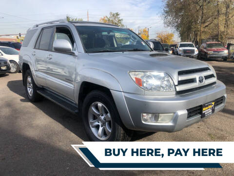2005 Toyota 4Runner for sale at Mister Auto in Lakewood CO